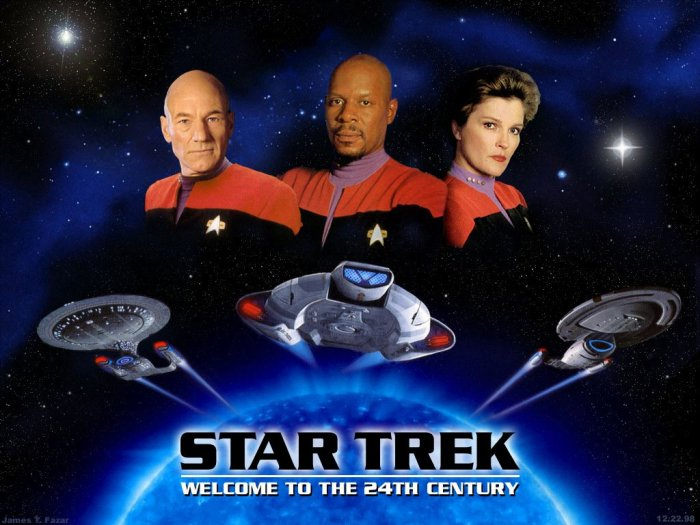 Introduction à l'univers Star Trek