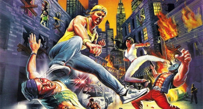 Streets of Rage on Ben's Curious World Original